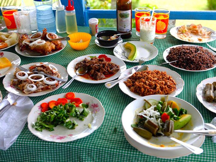 Qual é a verdadeira comida cubana?